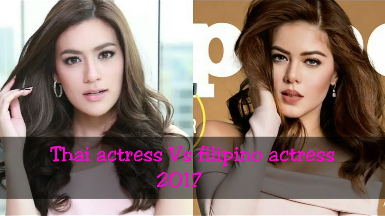 Thai vs filipino women