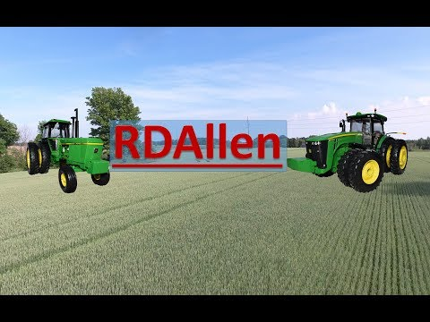 Grand Prairie Farms Multiplayer RDAllen Live 09 26 2017
