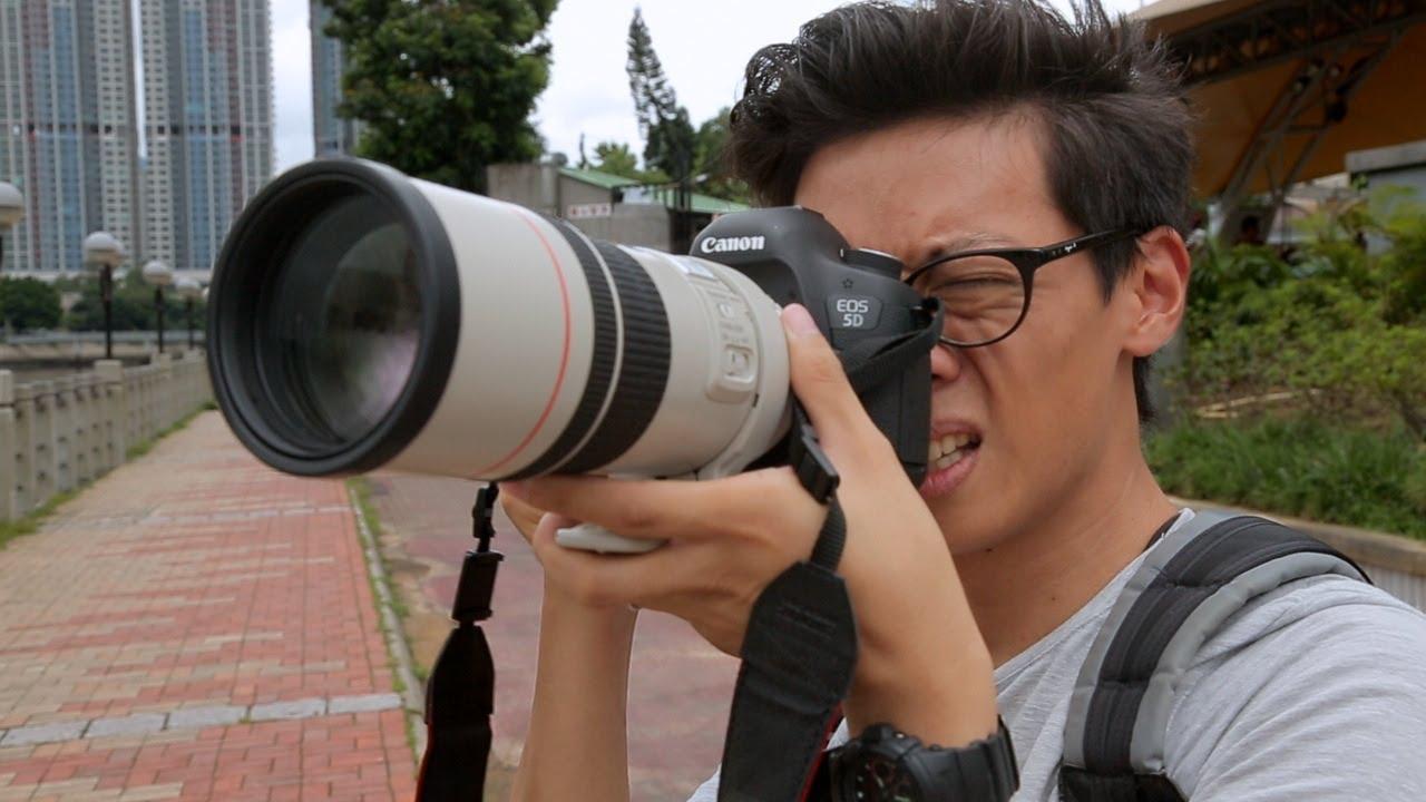 Canon 300mm f/2.8 L IS USM - how and why I use this BIG ...