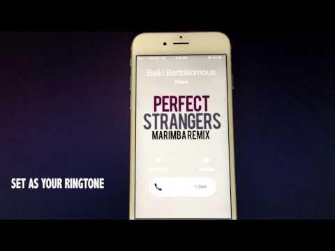 Jonas Blue Perfect Strangers Marimba Remix Ringtone
