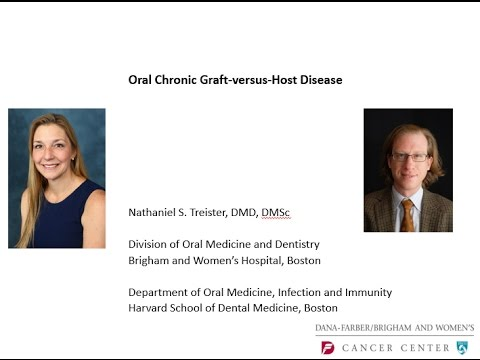 Your Mouth and Chronic Graft versus Host Disease