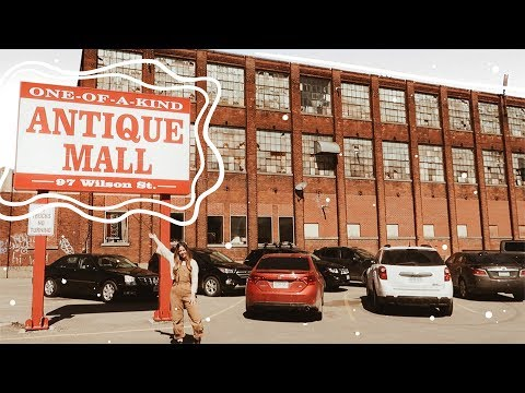 THRIFT WITH ME * HUGE 3 Story Warehouse!!!