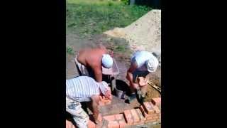 кладка кирпича каменщики строительство Белгород(, 2012-01-17T15:09:05.000Z)