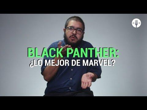 Black Panther: ¿Lo mejor de Marvel?