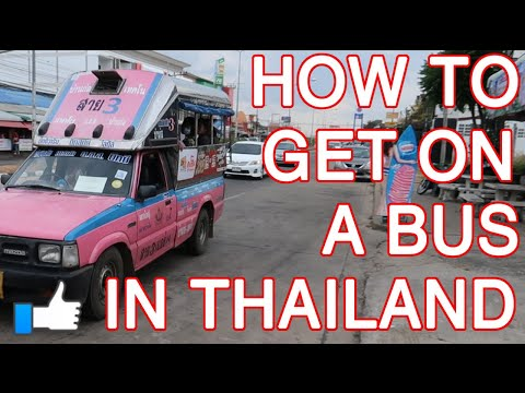 how-to-take-a-bus-in-thailand-(outside-of-bangkok)---with-ubon-ratchathani-bus-map