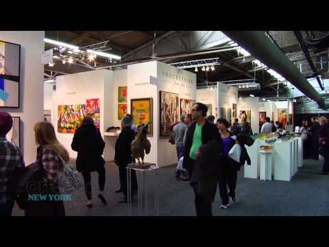ArtExpo New York - Gallery Exhibitor Highlights