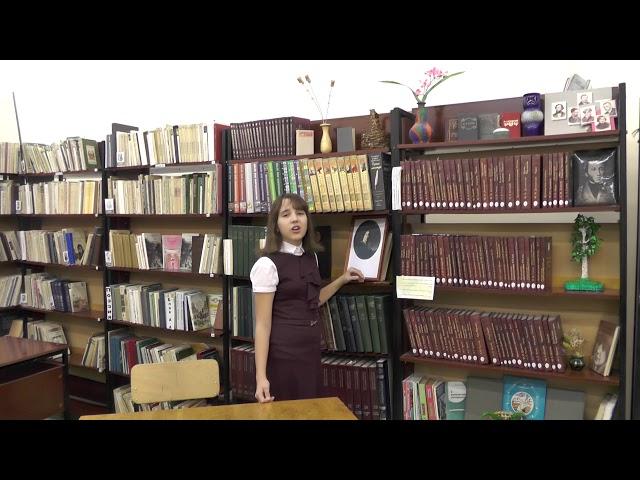 Изображение предпросмотра прочтения – ВарвараОсипова читает произведение «Бабушке» М.И.Цветаевой