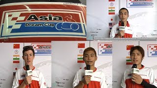 2014 Asia Dream Cup Riders Introduction PART 1 - PETRONAS Asia Road Racing Championship