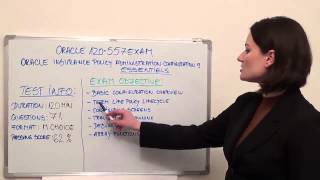 1Z0-557 - Oracle Insurance Test Policy Administration Exam Configuration Essentials Questions