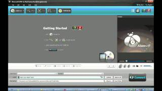 Aiseesoft DVD to iPad Converter (iPad Converter Suite) video tutorial