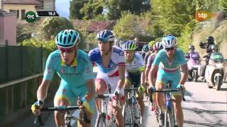 Giro de Lombardía 2015 [HD] Parte 2 - Last km