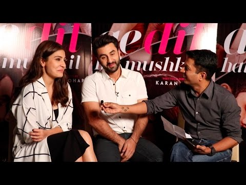 TOI's 'Ae Dil Hai Mushkil' Interview