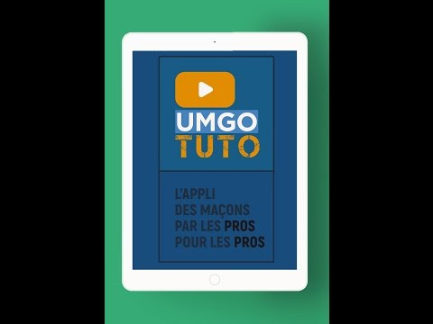 UMGOTUTO: l appli des maçons par les pros pour les pros
