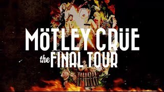 "Dodge presents ""Motley Crue: The Final Tour"" Sizzle Reel"