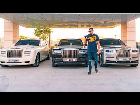 Ibrahim Assad Cars | Dubai | Rolls Royce | Masterkey Luxury Car Rental Dubai