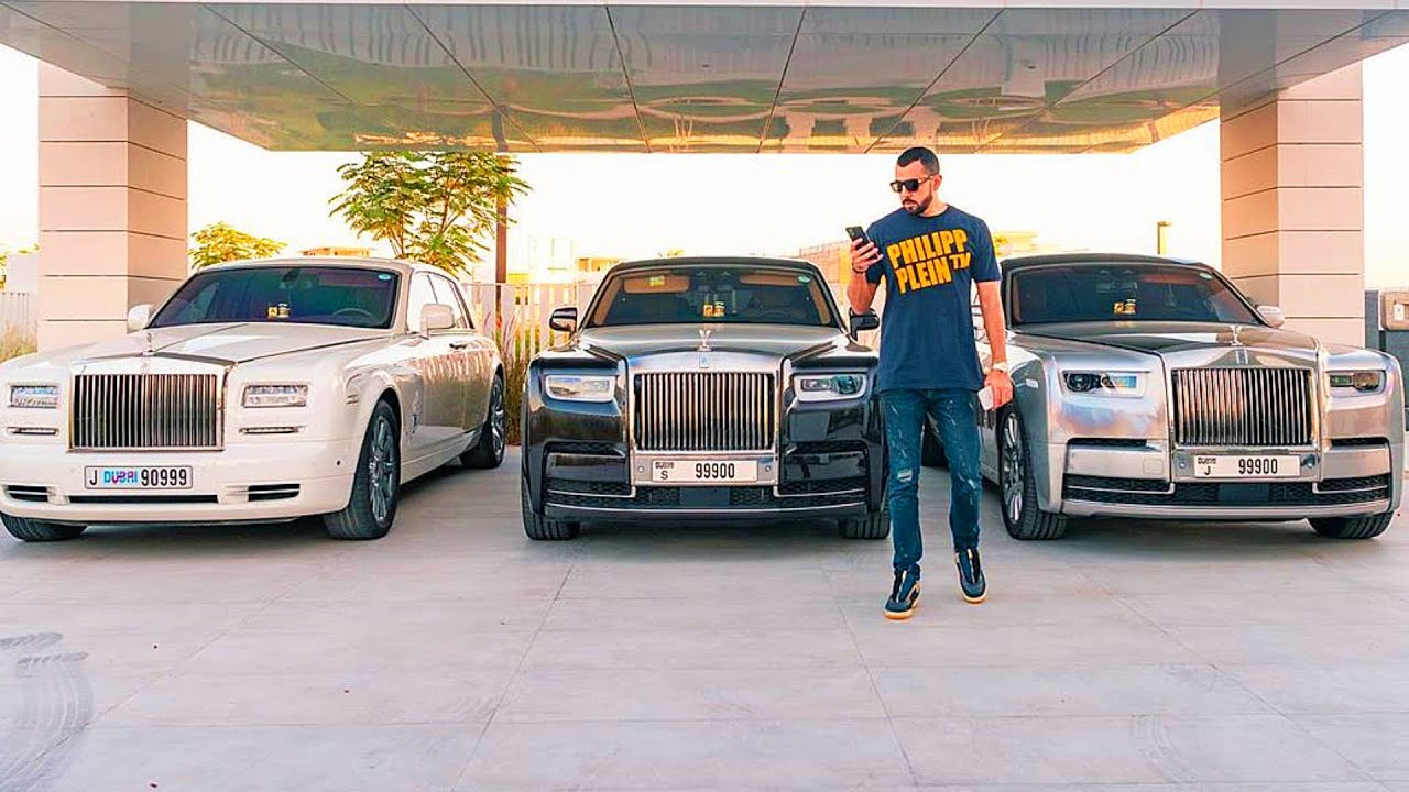 Ibrahim Assad Cars | Dubai | Rolls Royce | Masterkey Luxury Car Rental Dubai