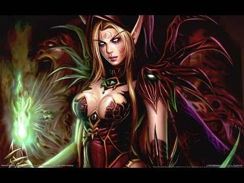 The Story of Valeera Sanguinar [Lore]