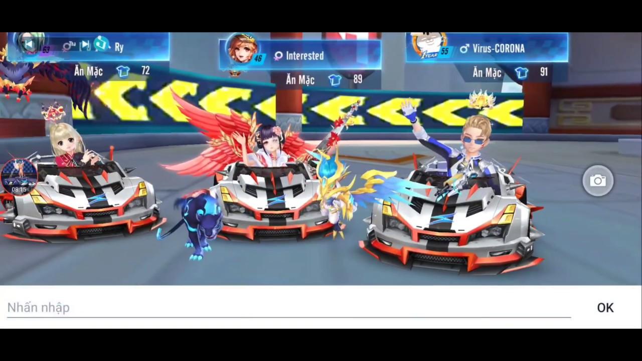 "Zing Speed Mobile ✩ Thử Cầm ""S-Ghost"" Chấp ""5 Giây"" Rượt Đuổi Gây Cấn ""Thuận NL""."