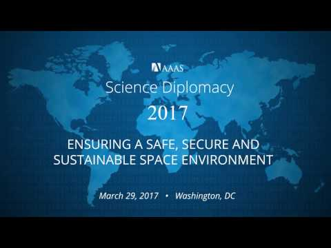 Ensuring a Safe, Secure and Sustainable Space Environment