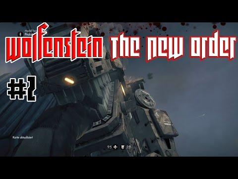   Wolfenstein The New Order #02   Dredd  Energie