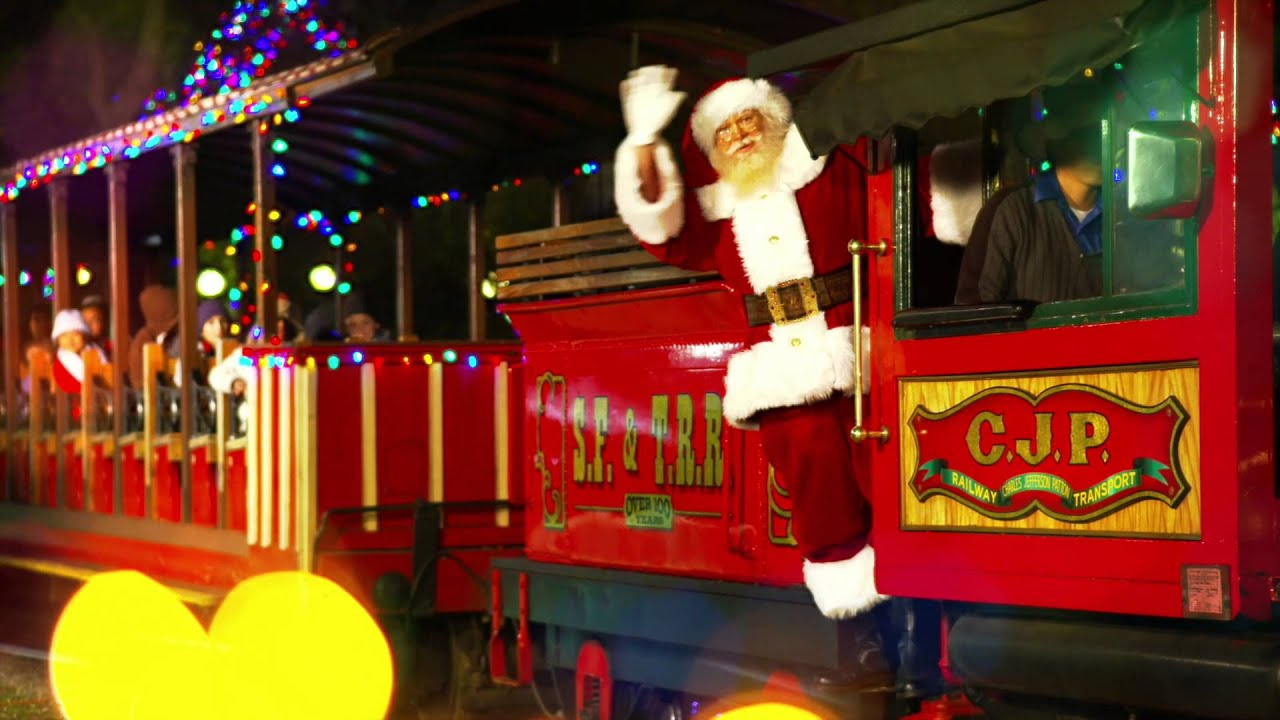 Fiesta Texas Christmas 2021 Holiday In The Park At Six Flags Fiesta Texas Youtube