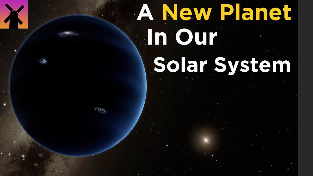 How You Can Name the New Planet In Our Solar System (if it ...