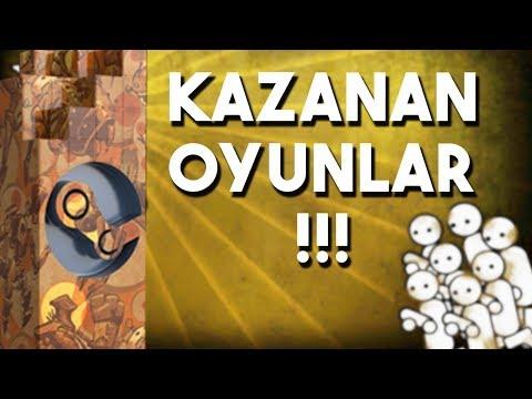 STEAM OYUN ÖDÜLLERİNİ KAZANAN OYUNLAR! Orhun vs Enis