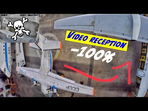 "Scary FPV Flight ""Ukrainian"" Air Museum 😭"