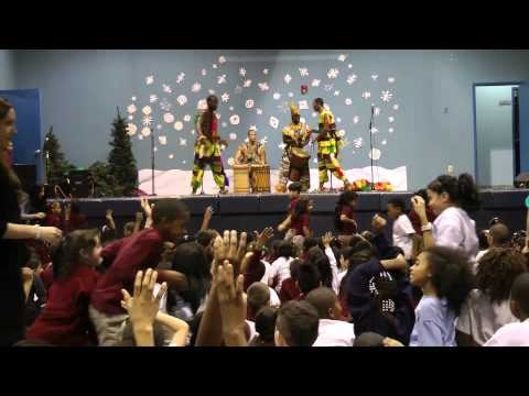African Drum and Dance Assembly (HD)- Paterson Charter School For Science and Technology