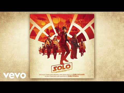 "John Powell - Dice & Roll (From ""Solo: A Star Wars Story""/Audio Only)"
