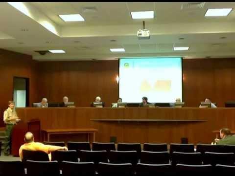Cullman City Council Meeting 11-14-2011