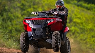 TEST RIDE: 2015 Arctic Cat XR 700 XT