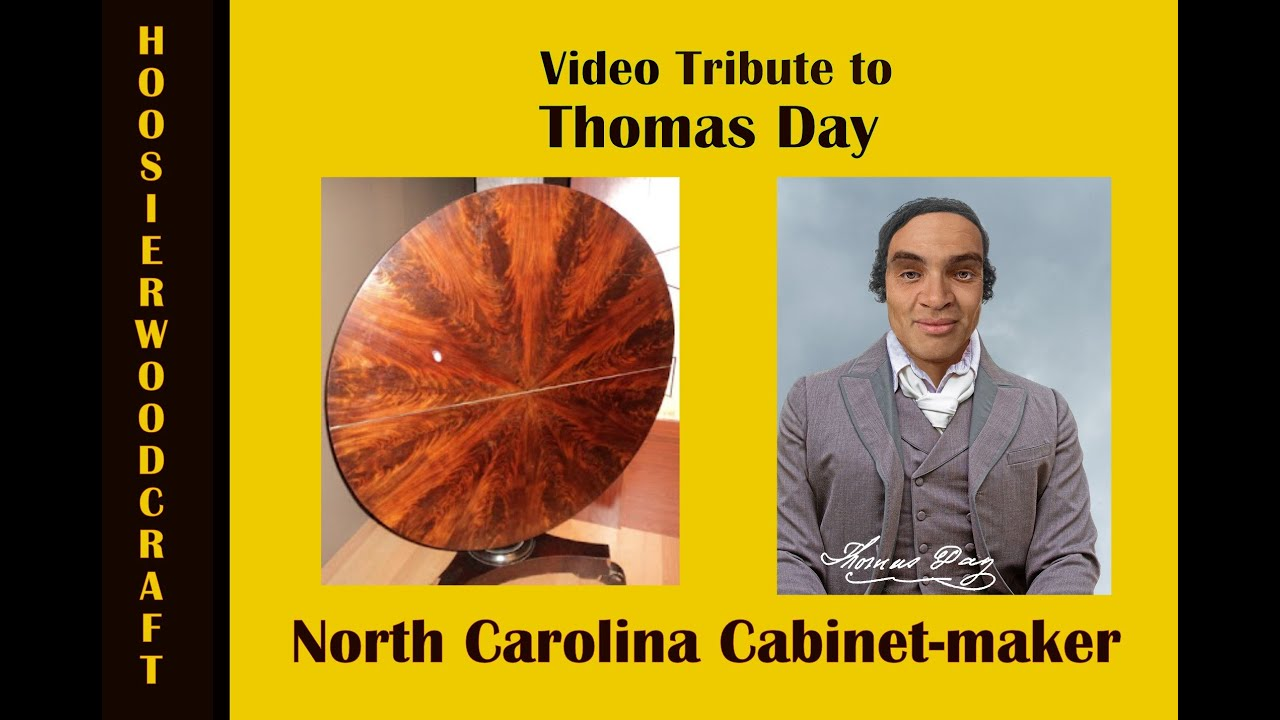 Thomas Day A Free Black Cabinet Maker YouTube