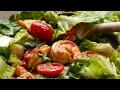 【レシピ】 具沢山がうれしい♪ えびとアボカドのタコス風サラダ