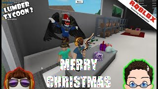 Roblox - Lumber Tycoon 2 - MERRY CHRISTMAS! and more