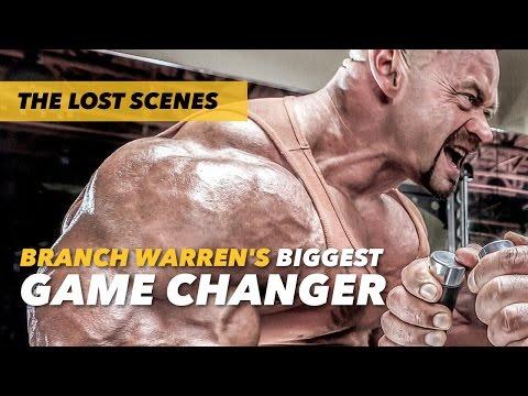 Branch Warren's Biggest Game Changer | Generation Iron