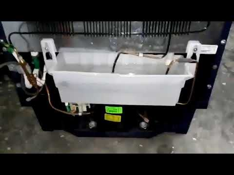 How to clean water dispenser in fridge ( Godrej EDGE DUO) Model