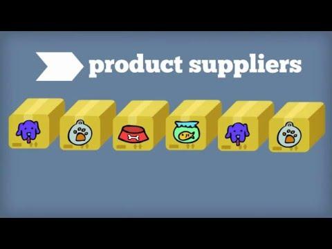 How it Works:  Wholesale B2B Marketplace Platform (PetDreamHouse)