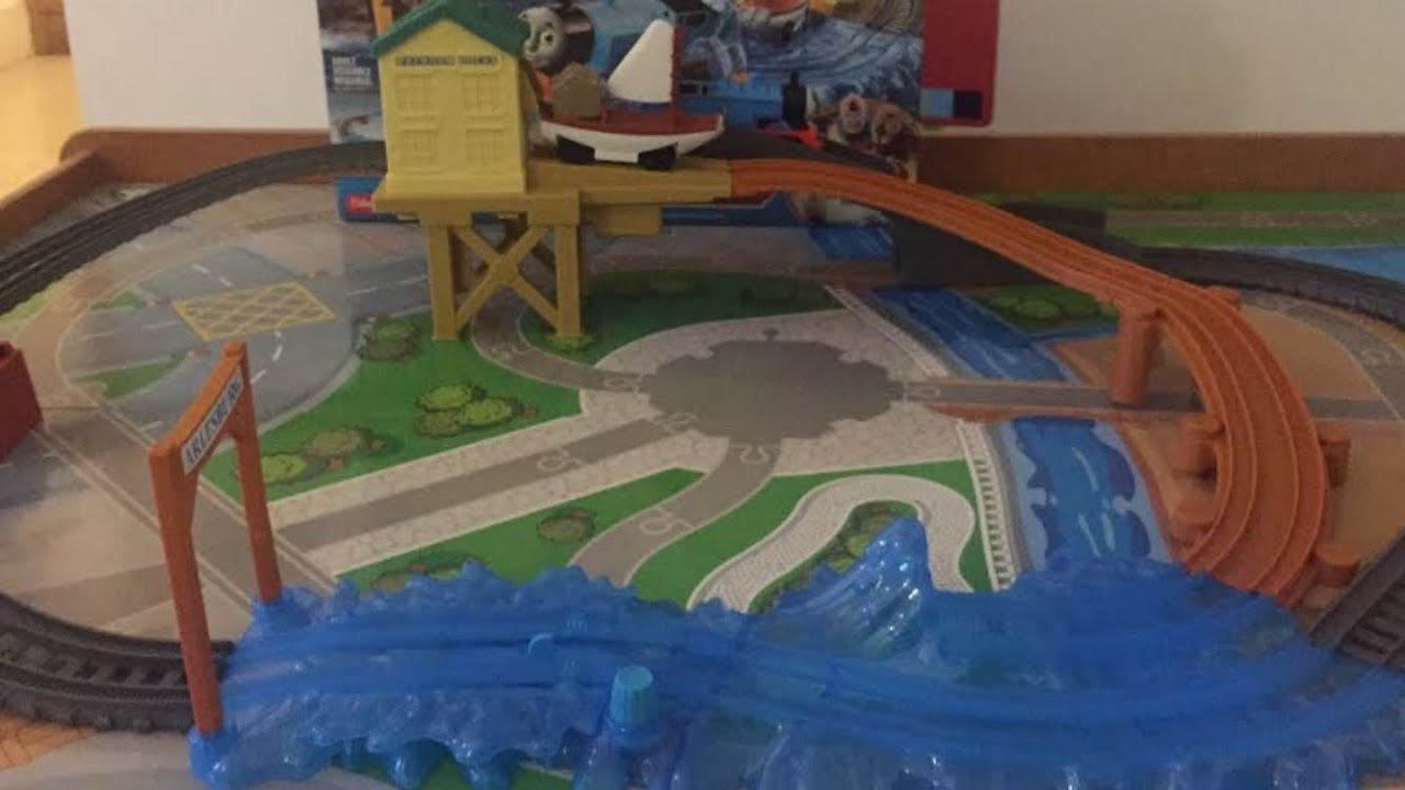 Fisher price thomas amp friends trackmaster treasure chase set new - Thomas And Friends Trackmaster Treasure Chase Set From Sodor S Legend Of The Lost Treasure Youtube