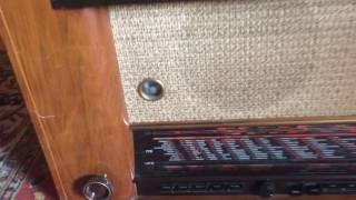Schaub Supraphon 52 Vorführung Radio und Drahtton