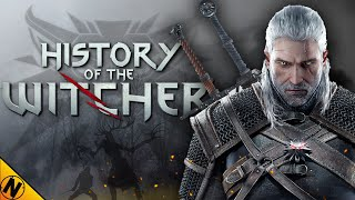 History of The Witcher (1986 - 2021) | Documentary