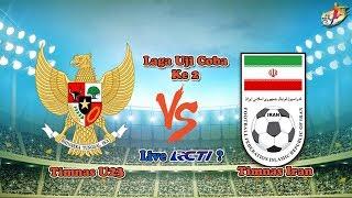 Digelar Sore, Ini Jadwal Timnas Indonesia U23 vs Iran di Laga Uji Coba Kedua // Live RCTI ?