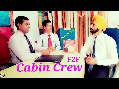 Flight Attendant Video Interview | F2F Interview | Cabin crew open day
