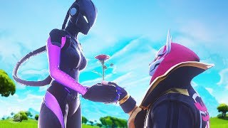 THE EVOLUTION OF FORTNITE LOVE - A Fortnite Movie