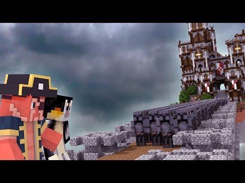 Minecraft | Unlawful Ascension - PIRATES TAKE OVER CASTLE! #26