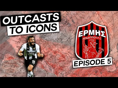 Outcasts To Icons - S4-E5 BOOTY MAGIC! | Football Manager 2021 |