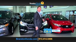 Honda Odyssey, CR-V & Fit Specials at Brandon Honda