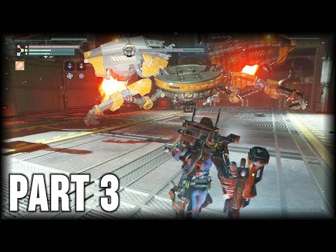 The Surge - 100% Walkthrough Part 3 [PS4] – Central Production B