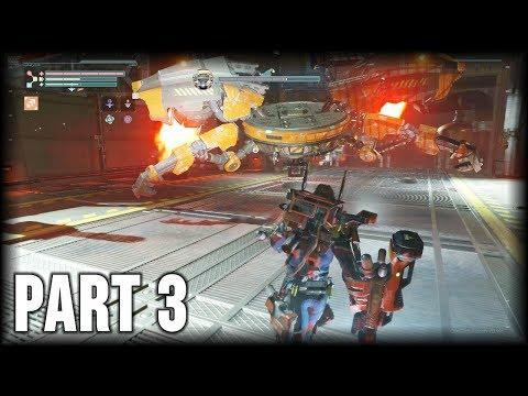The Surge - 100% Walkthrough Part 3 [PS4] – Central Production B
