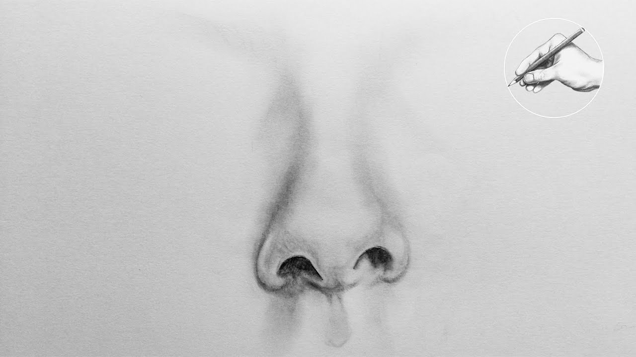 Tipp Nase Zeichnen How To Draw A Nose Youtube